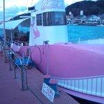 海中観覧船ジーラ
