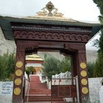 Monastery Gate 2