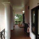 Photo de Hotel Treetop