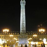Place vendome (5mins walk away from Hotel)