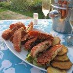 ausgezeichnetes Essen, Empfehlung vom Hotelwirt Jarrko