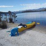 Foto de Lake Pedder Chalet