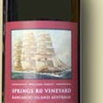 One of our fantastic wines available in store