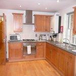 Home Court Apartment 1 Kitchen
