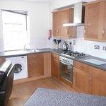 Home Court Apartment 3 Kitchen