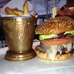 Neighbourhood Burger & Fries - £14