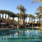 The Gezhera Pool