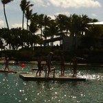 endless fun in the lagoon