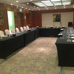 Conference suite at The Inter Continental, Citystars, Cairo