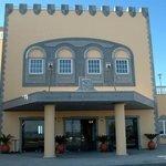 Club House - Main Entrance