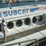 Subcat trip