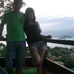 vista desde el balcon!!! hermoso!!1