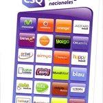 Recarga tu móvil desde €5 Top up you Mobile Phone from €5
