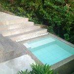 Buri Villa plunge pool