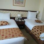 habitacion twin confortable