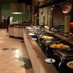 Breakfast buffet I