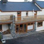 Hafod House after refurbishment