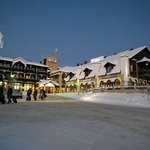 Lapland Snow Grouse Castle Hotel