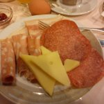 colazione salumi