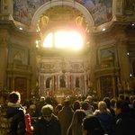 cappella san Gennaro nel Duomo adiacente il museo
