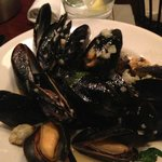 The Famous Cozze in Bianco