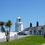 The Lizard Lighthouse.