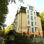 Foto de Villa Savoy Spa Park Hotel