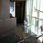 Superior suite coffee corner