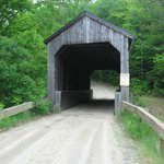 Covered bridge nearby