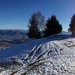 Photo de Ristorante del Rifugio Monte Poieto