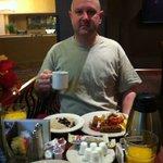 Free breakfast for Priority Club members!