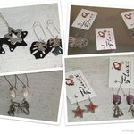 Just some of our handmade jewelry