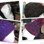 Handmade Knit Hats