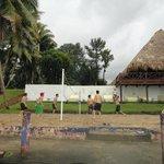 cancha de volley ball