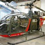 Le Musée de l'ALAT et de l'Hélicoptère