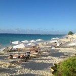 Plenty of beach facilities