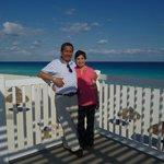 En el Mirador de Playa Delfines, Cancún (2)