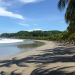 Wonderful beach, Carrillo Beach, Hotel Guanamar