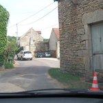 Rua em Villeferry