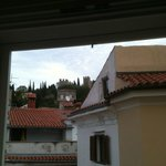 View from apartment Estrella