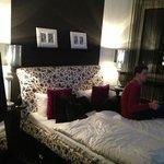 room 403, really stylish!