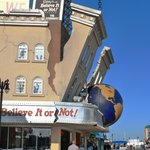 Ripley's Believe It or Not - didn't go in, but bizarre exterior!