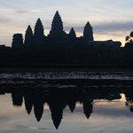 Angkor 5 rano