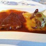 bacalao 2 salsas