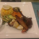The Arabic mixed Grill - Very nice