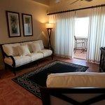 1 & 2 Bedroom Living Room