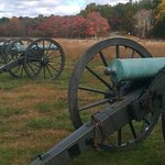Some of the cannons to be found
