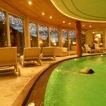 Area benessere - piscina