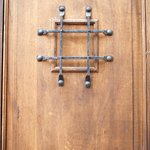 Speakeasy on doors
