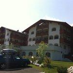 Вид отеля